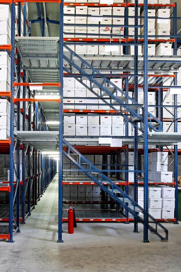 Self storage royalty free stock image