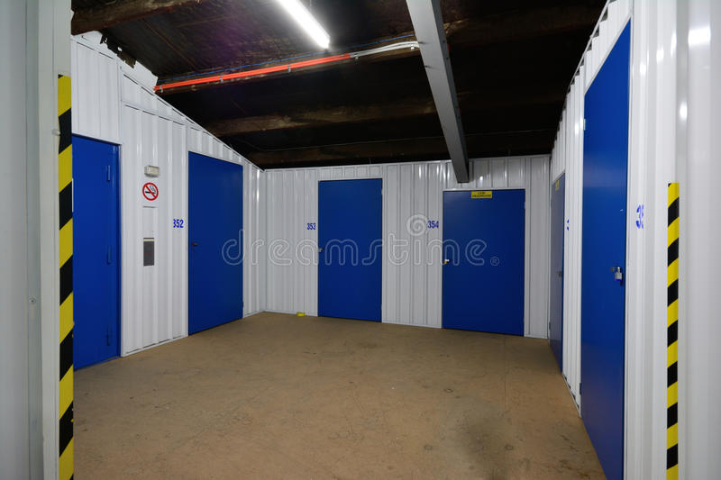 Download Self storage units stock photo. Image of building, modern - 42805772