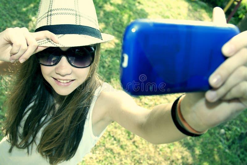 Selfie στοκ φωτογραφίες