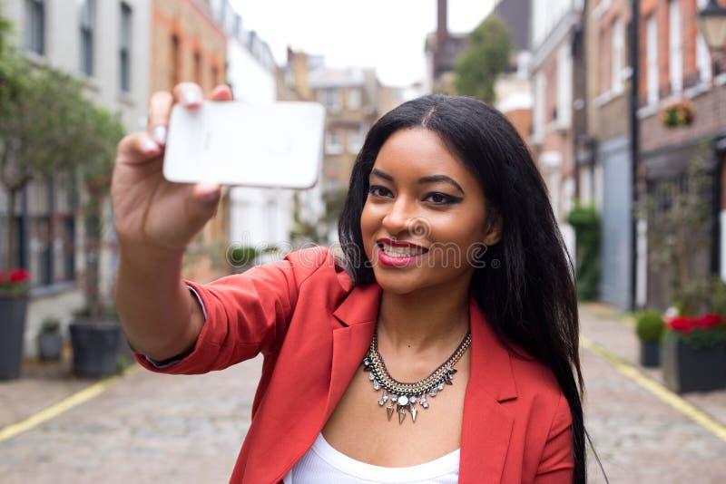 Selfie foto de stock royalty free