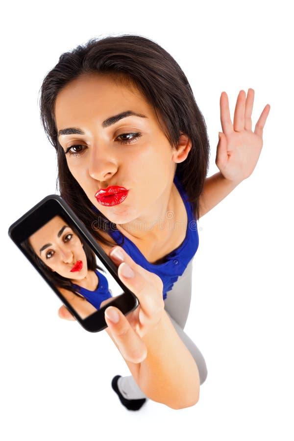 Selfie Stock Image - Image 34464531-1687