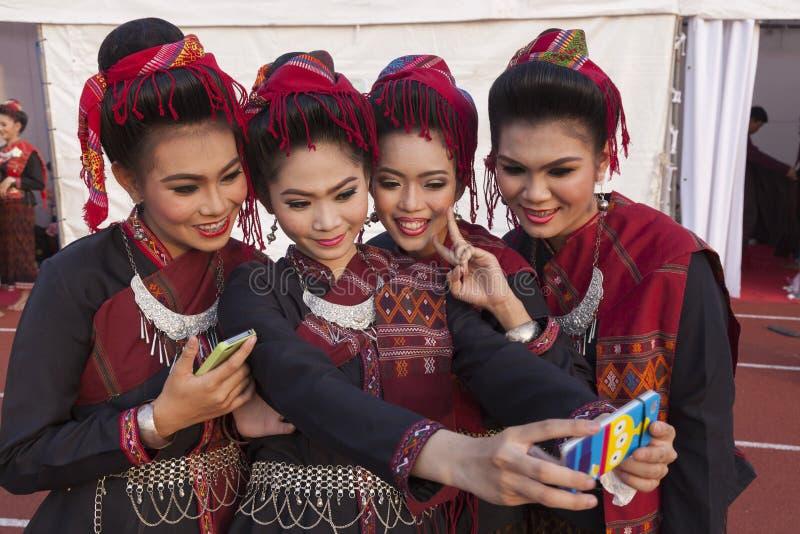 Selfie es nueva tendencia cultural foto de archivo