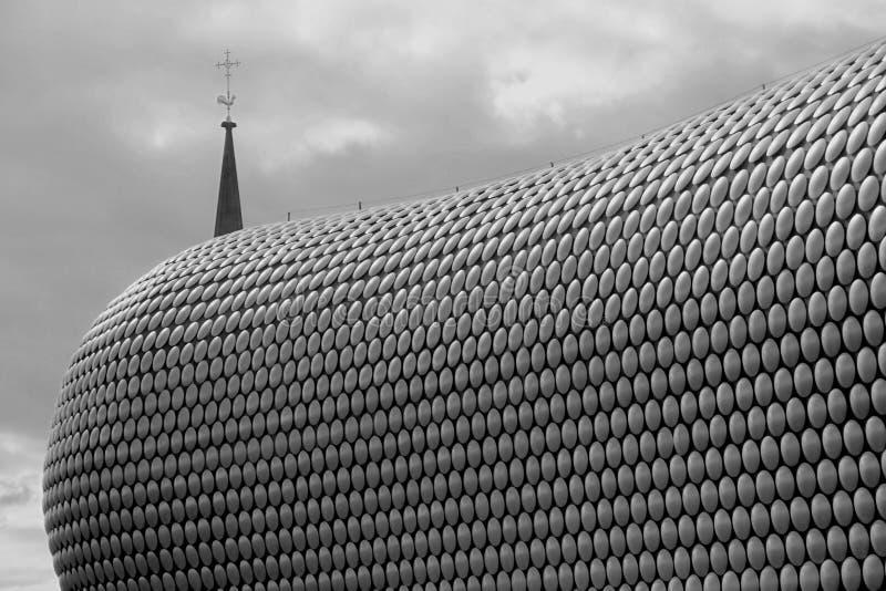Selfridges In Birmingham Bullr Stock Photo