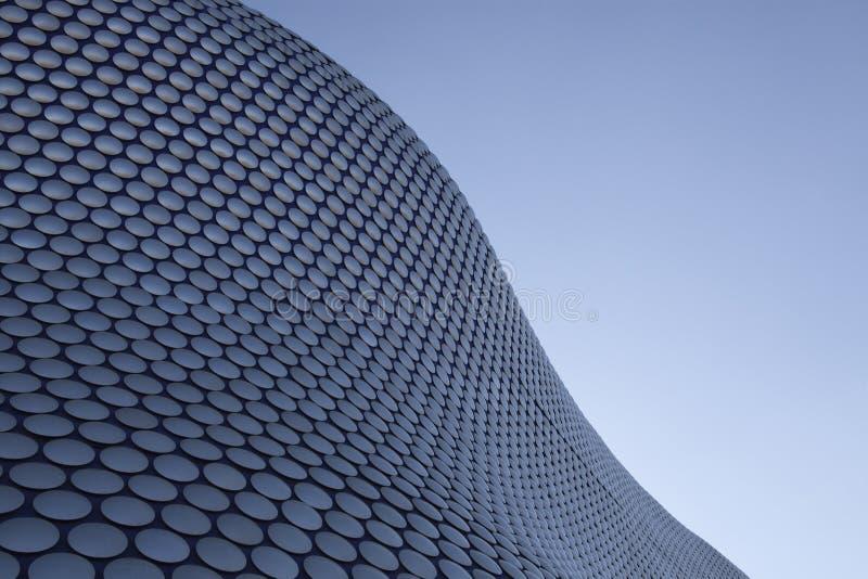 Selfridges em Birmingham imagens de stock royalty free
