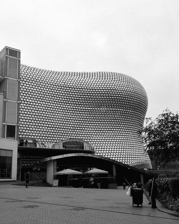 Selfridges en Birmingham imagen de archivo