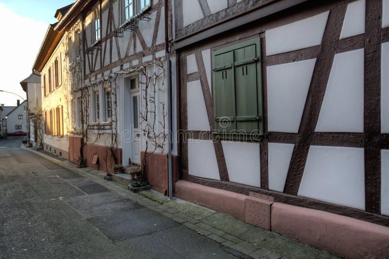 Download Seligenstadt Alley stock image. Image of timber, half - 33216303