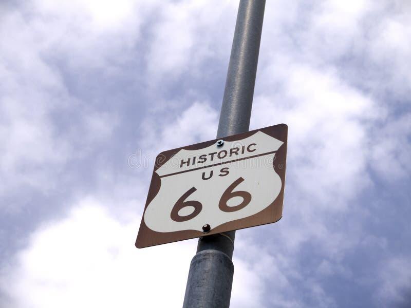 Seligman miasteczko na trasie 66 Seligman jest w Yavapai okręgu administracyjnym, Arizona, Stany Zjednoczone obraz stock