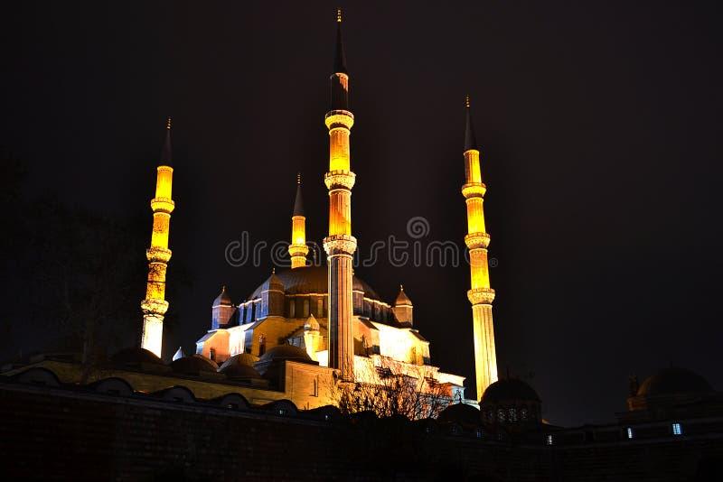Selimiye清真寺 库存图片