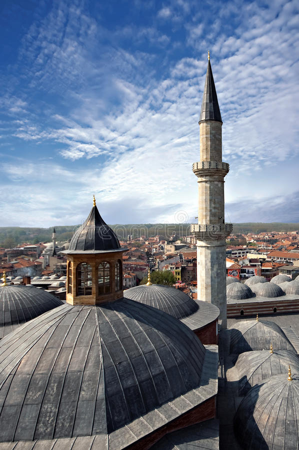 Free Selimiye Mosque Royalty Free Stock Photography - 14739487