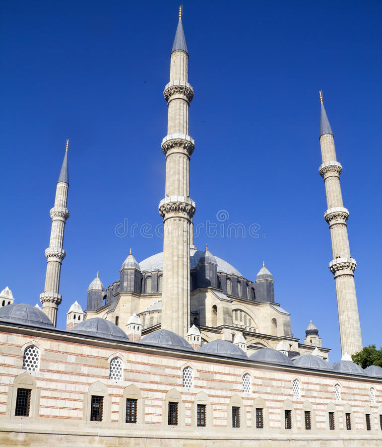 Free Selimiye Mosque Royalty Free Stock Photography - 27300547