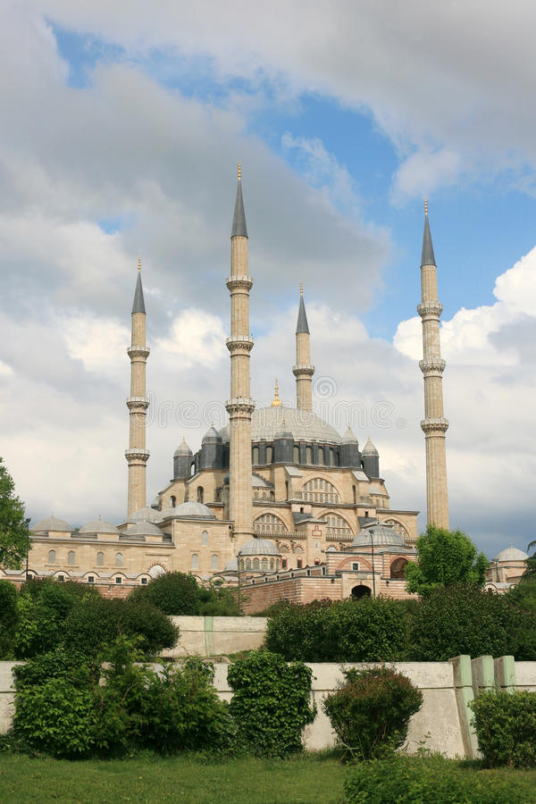 Download Selimiye mosque stock image. Image of tourism, religion - 40485847