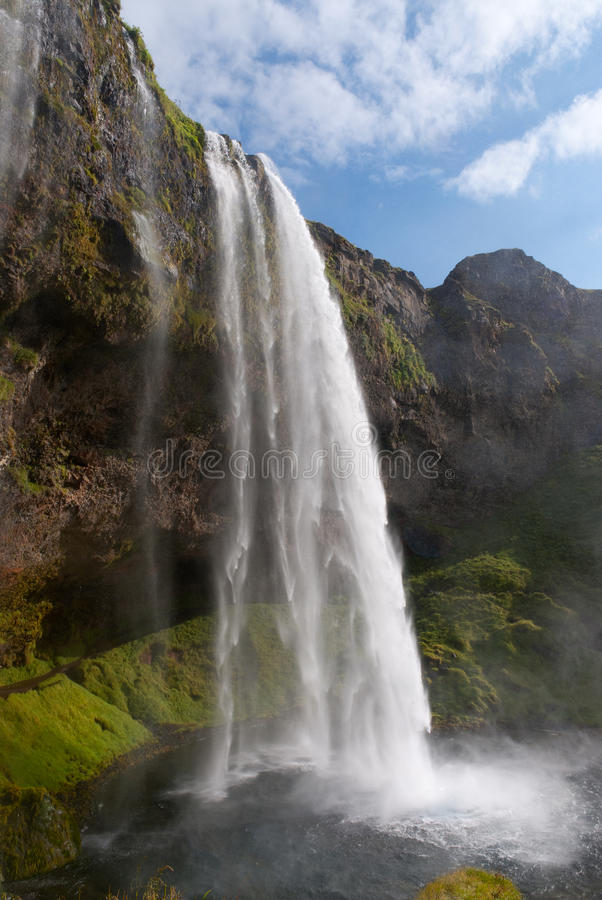 Download Seljalandsfoss in Iceland stock image. Image of arctic - 21149091