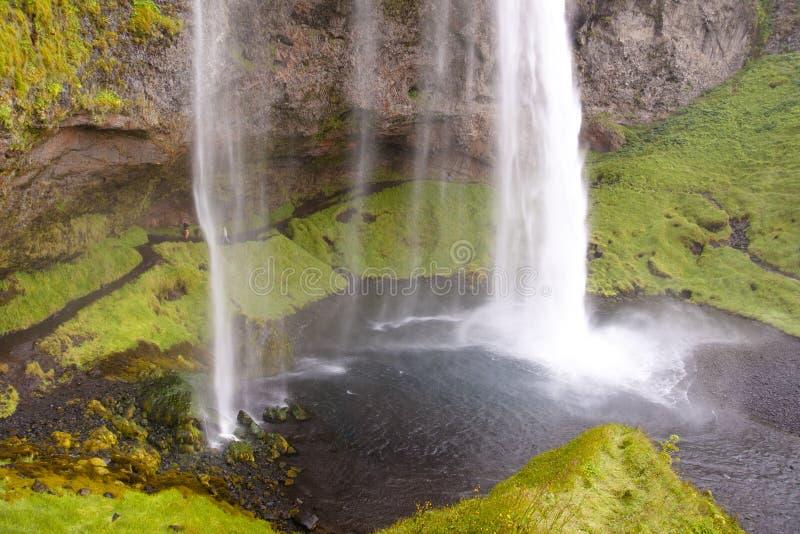 Seljalandsfoss - l'Islande photographie stock