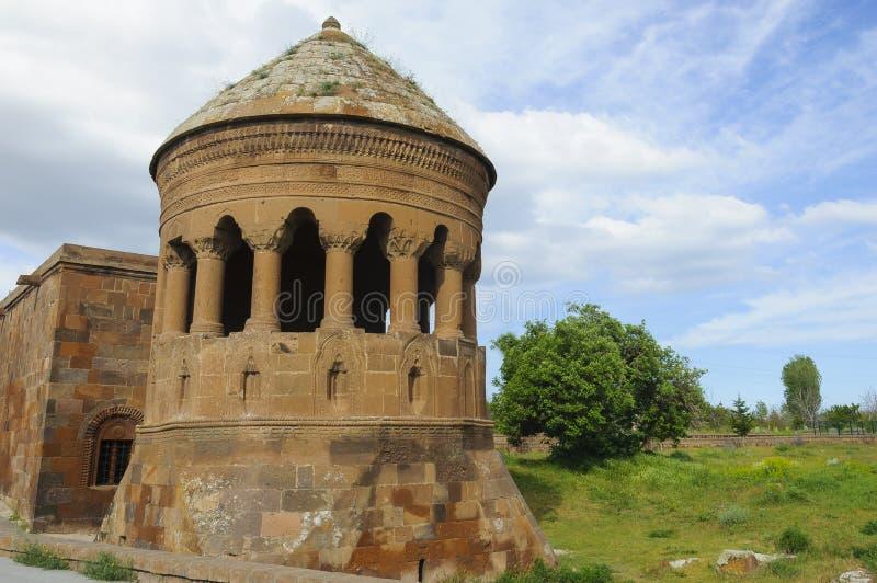 Seljuks kyrkogård royaltyfria foton