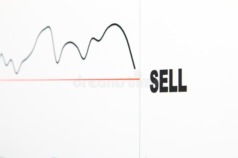 Download Sell stock stock image. Image of paper, investment, analysis - 24067433