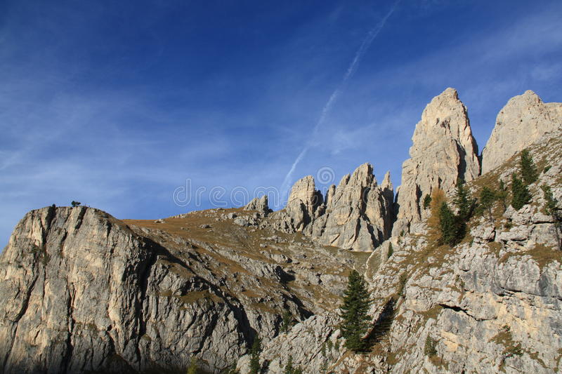 Sella Mountain stock photography