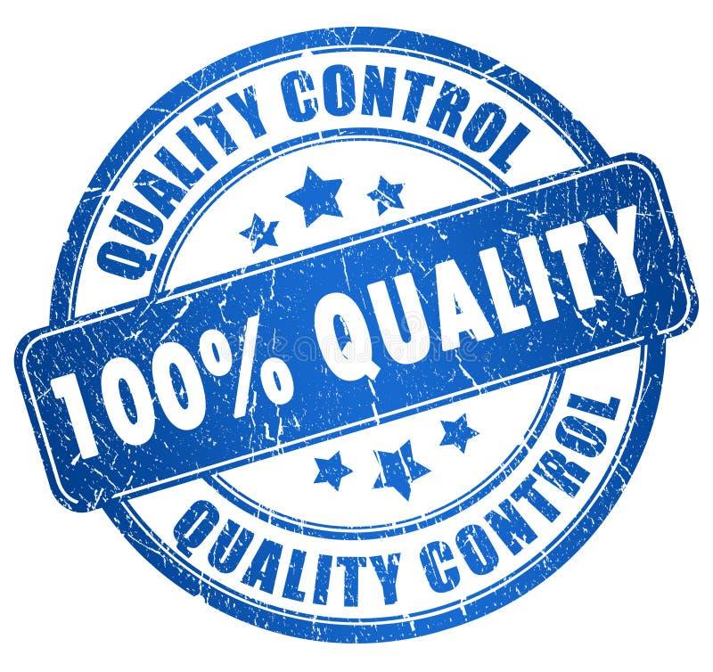Sello de la calidad stock de ilustración