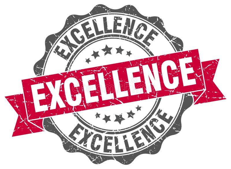 Sello de la excelencia