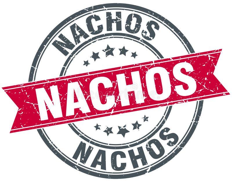 sello de los nachos libre illustration