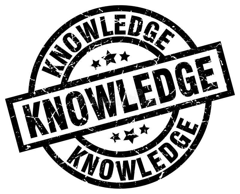 Sello del conocimiento libre illustration