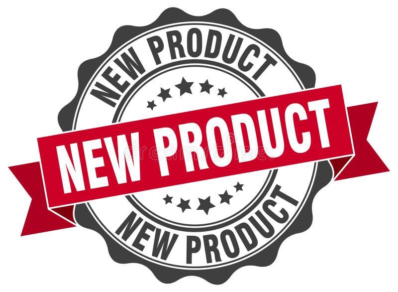 Sello del nuevo producto