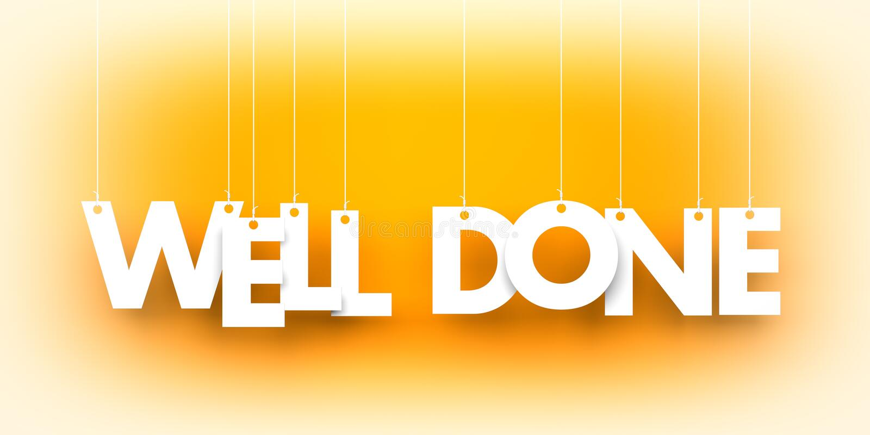 Sello hecho receptor de papel Palabra blanca en fondo anaranjado ilustración del vector