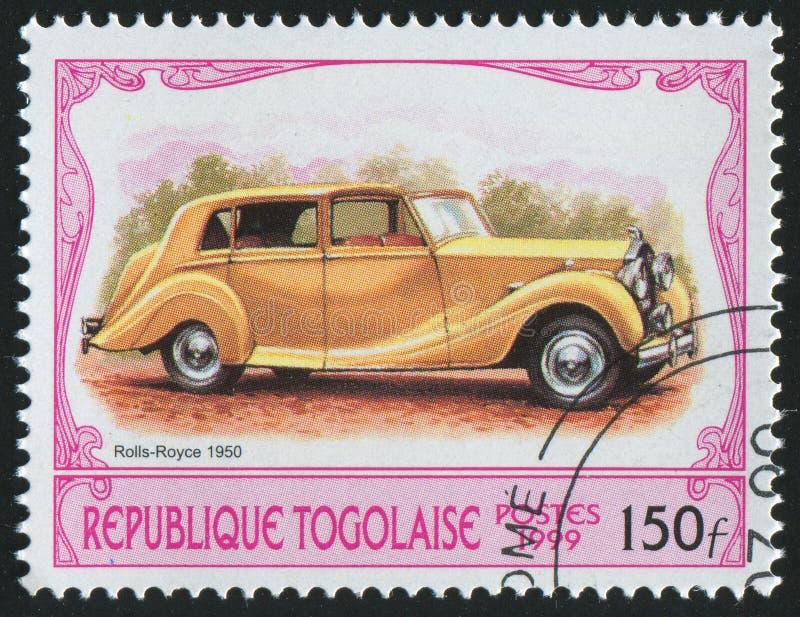 Sello postal imagen de archivo
