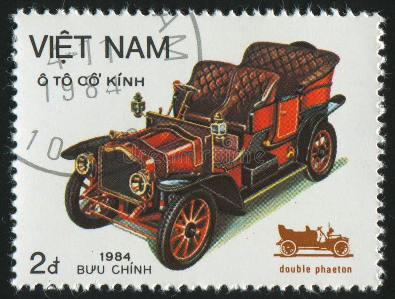 Sello postal fotografía de archivo libre de regalías