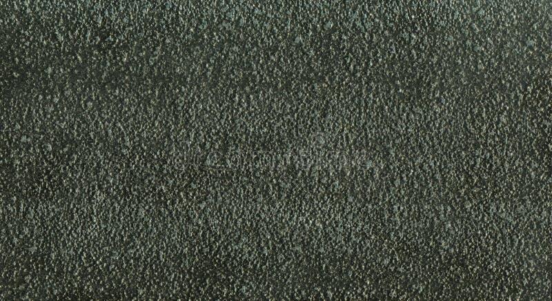 Sellos sintéticos de la textura, color del gris del grafito Textura de cuero negra stock de ilustración