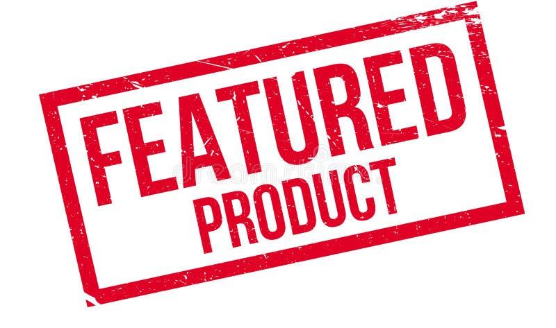 Selo caracterizado do produto imagem de stock