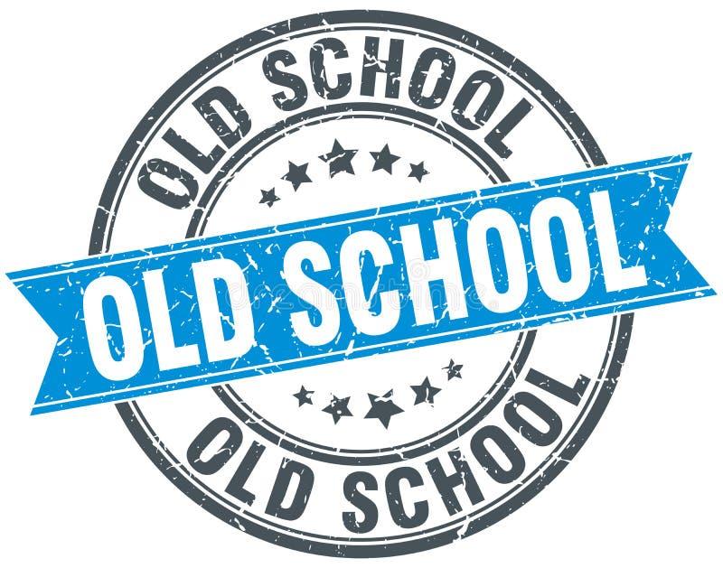 Selo da velha escola ilustração royalty free