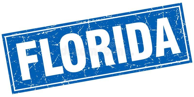 Selo de Florida ilustração stock