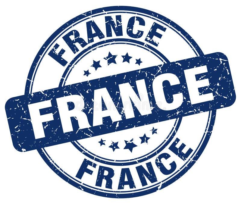 Selo de França ilustração do vetor