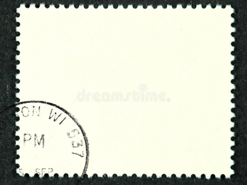 Selo de porte postal imagem de stock royalty free