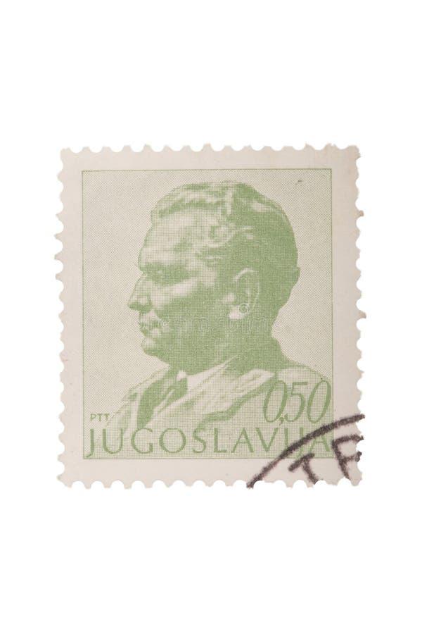Selo de porte postal imagens de stock