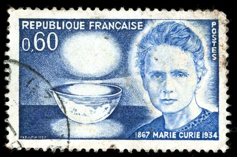 Selo do francês do vintage fotografia de stock