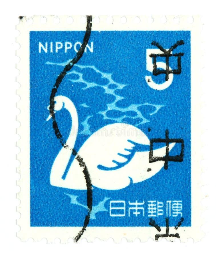 Selo do japonês fotografia de stock royalty free