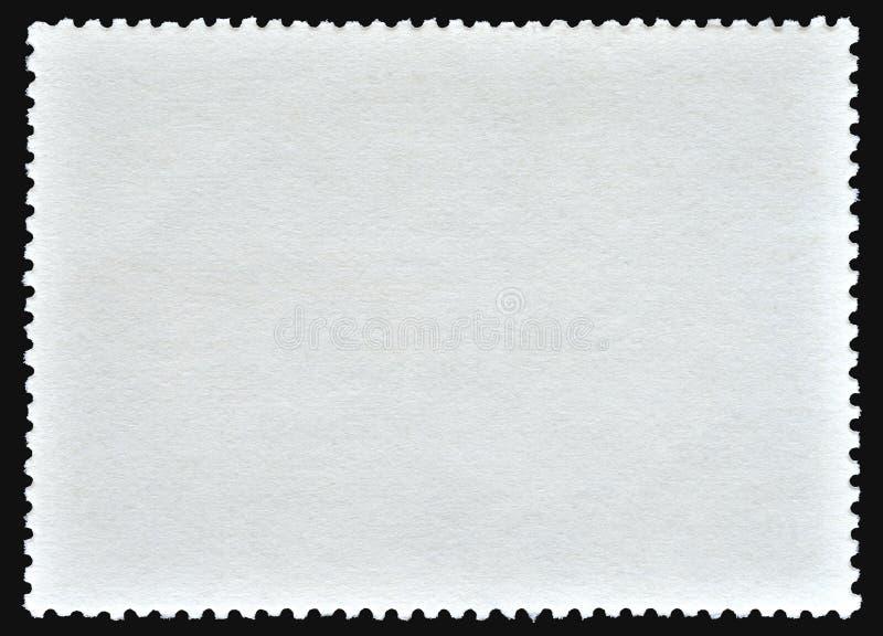 Selo em branco do borne fotos de stock