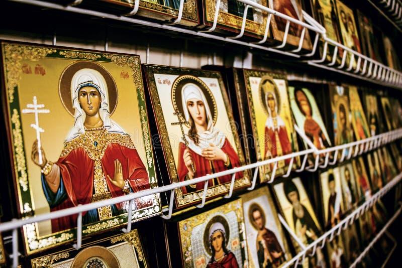 Selos ortodoxos de Saint fotografia de stock royalty free