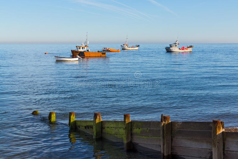 Selsey Bill le Sussex occidental photo stock