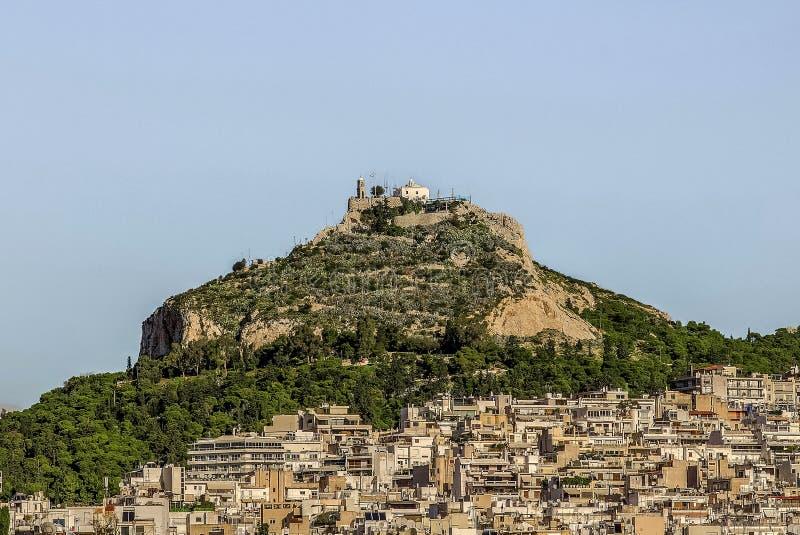 Selva urbana, Atenas fotos de archivo