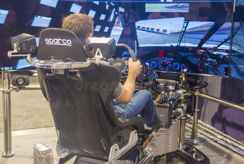 SEMA car show 2014 royalty free stock photo