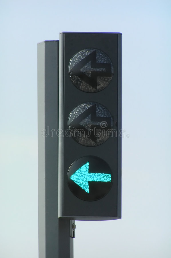 Download Semaforo verde immagine stock. Immagine di controllo, verde - 214713