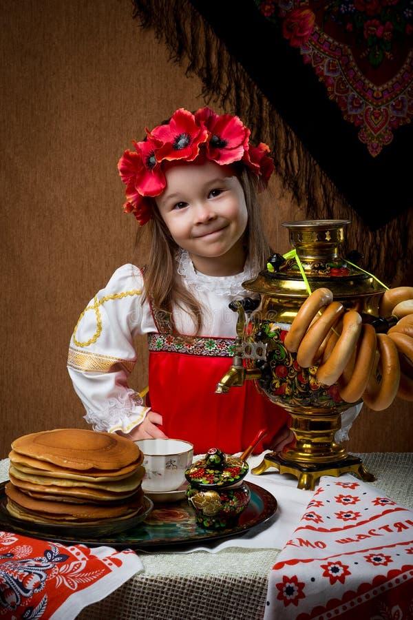 Semaine de crêpe Vacances de ressort photographie stock libre de droits