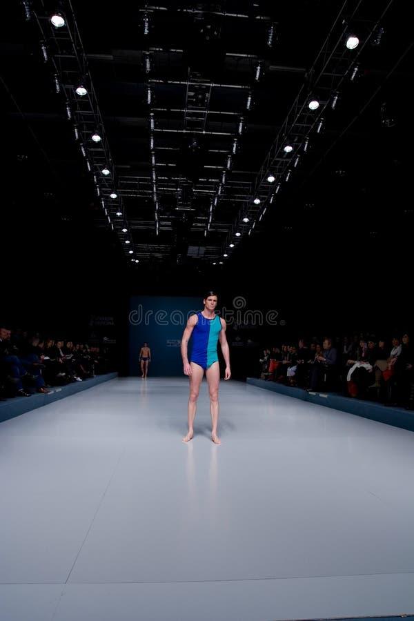 Semaine de mode de Valence photo stock