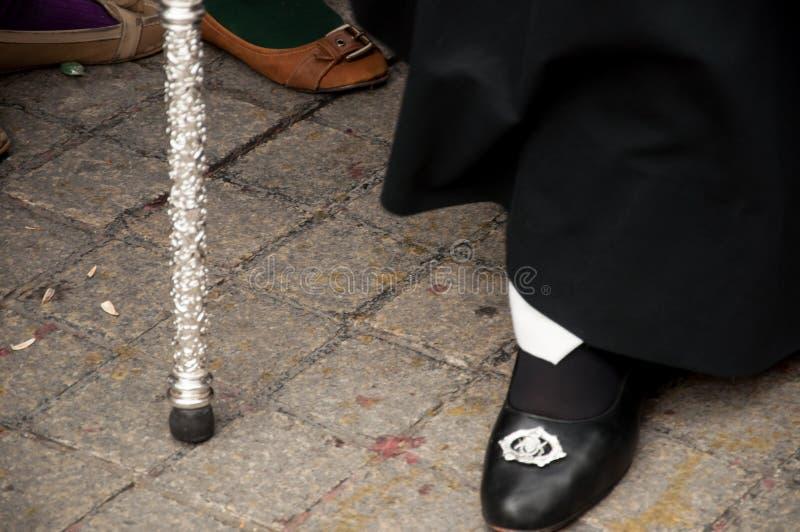 Semana Santa à Séville photographie stock libre de droits