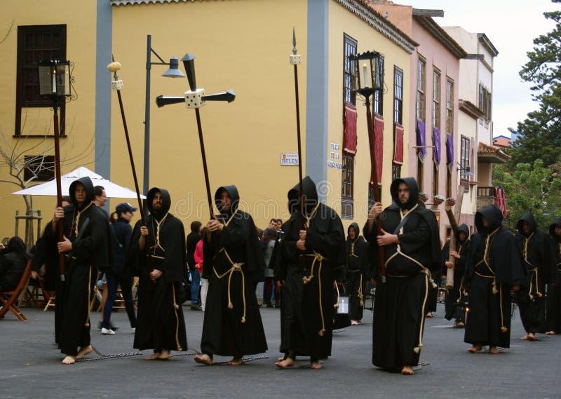 Semana Santa 011 immagini stock