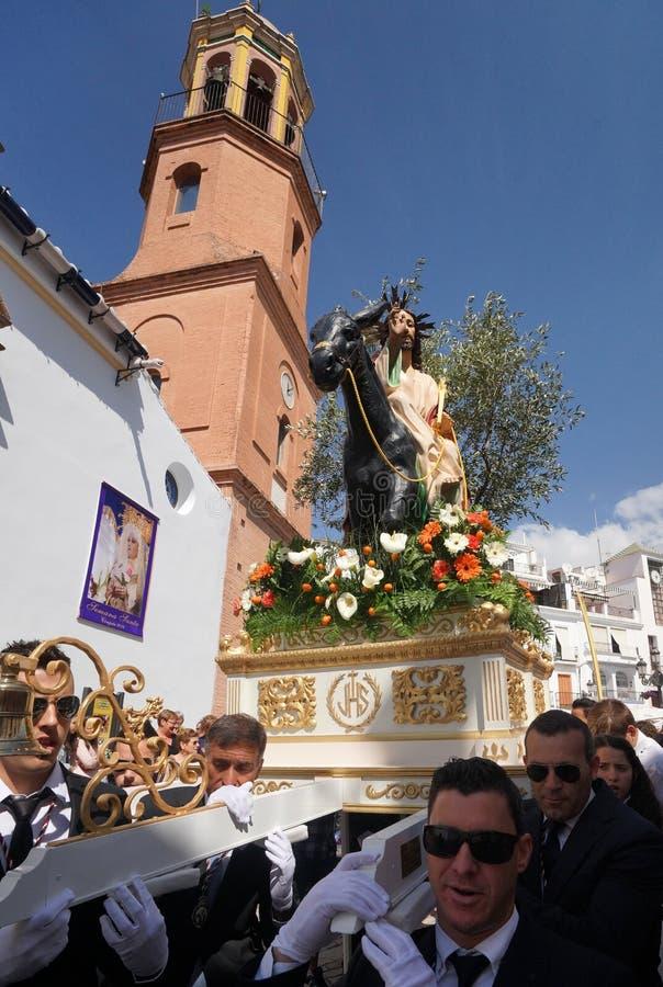 Semana Santa En Andalousie Image éditorial