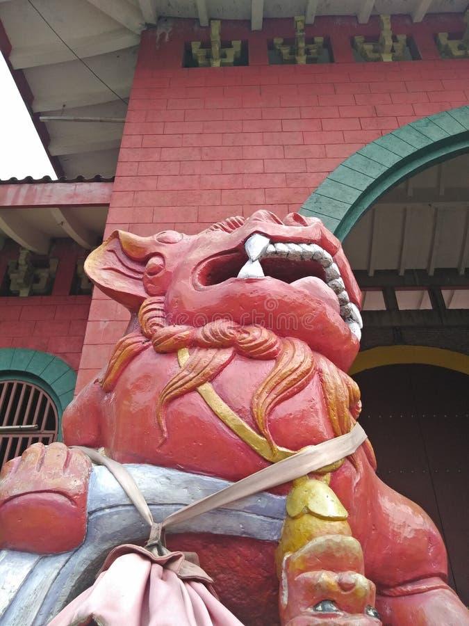Semarang Indonesië stock foto