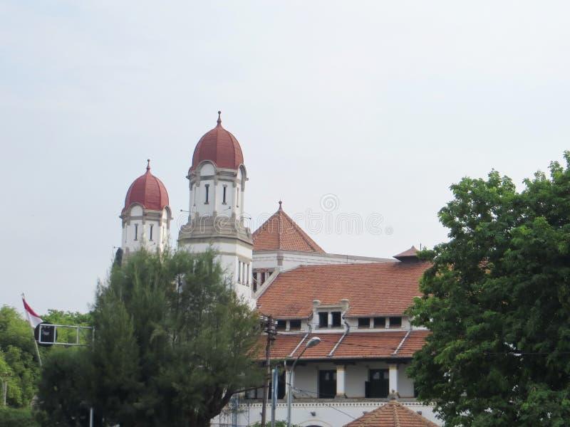 Tugu Muda Semarang royalty free stock photo